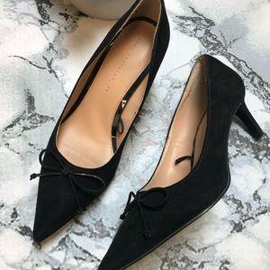 ZARA TRAFALUC Women's Black High Heels